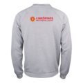 Sweatshirt Active, Gråmelerad, 3XL