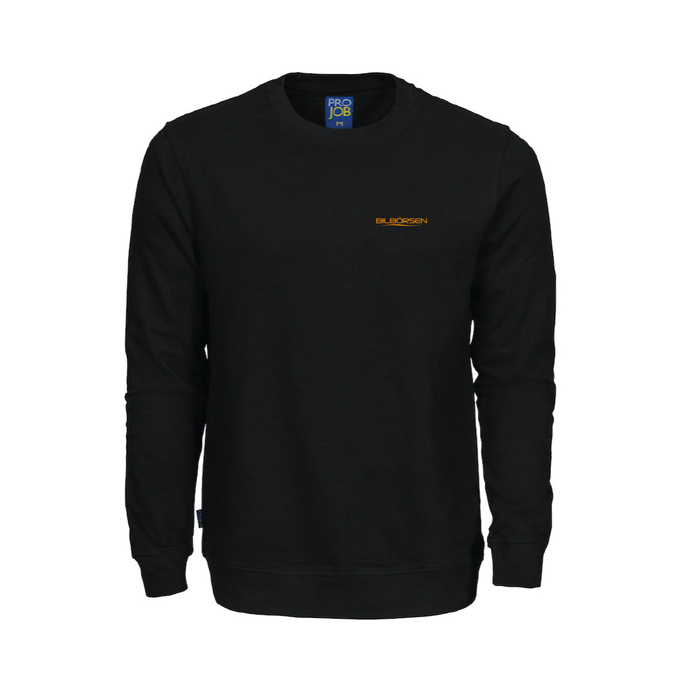 Sweatshirt Svart XL